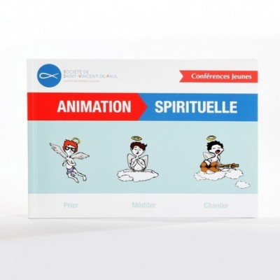 "Livret jeunes ""Animation spirituelle"""
