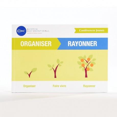 """Livret jeunes """"Organiser/Rayonner"""""""