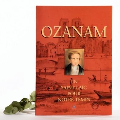 Ozanam, un saint laïc pour notre temps