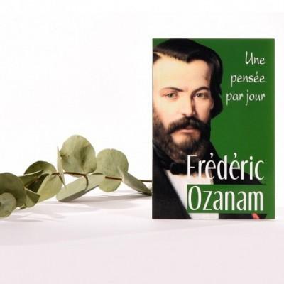 Une pensée par jour - F. Ozanam